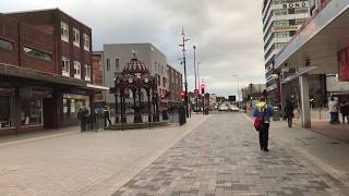 West Bromwich town centre | UK |