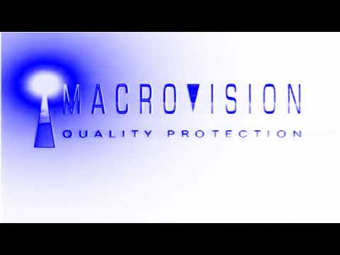 1997 Macrovision Quality Protection Logo Enhanced With Electronic Sounds (RD)