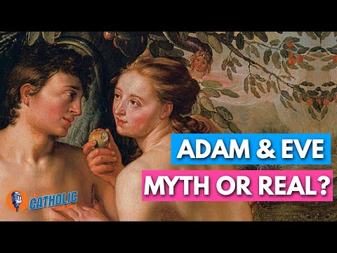 Were Adam & Eve and The Garden of Eden Just Myths? | The Catholic Talk Show