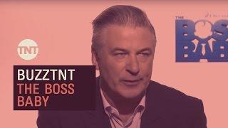 #BuzzTNT | The Boss Baby: Alec Baldwin