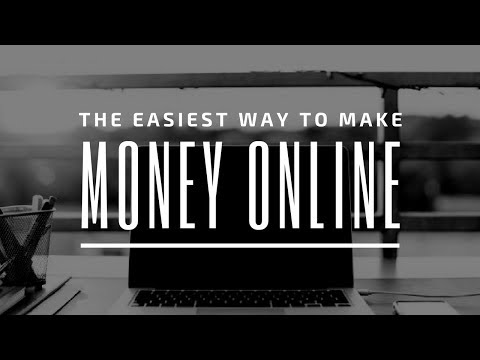 The EASIEST Way To QUIT Your Job & Work From ANYWHERE! Make Money Online - Laptop Lifestyle 🌎💰