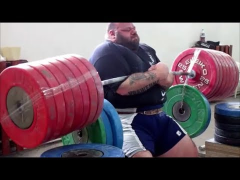 The Grizzly: King of Unconventional Lifts