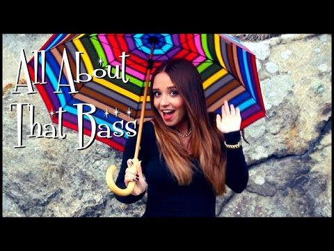 Клип Ali Brustofski - All About That Bass