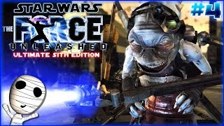 Kazdan Paratus! - Star Wars The Force Unleashed #4 - Lets Play deutsch Ultimate Sith Edition