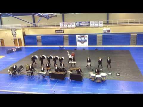 James Buchanan Indoor Percussion Championships 2017