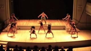 Dancing to the Roots  Choreography by Yaminah Legohn