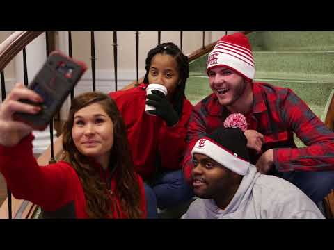 Happy Holidays from UL Lafayette