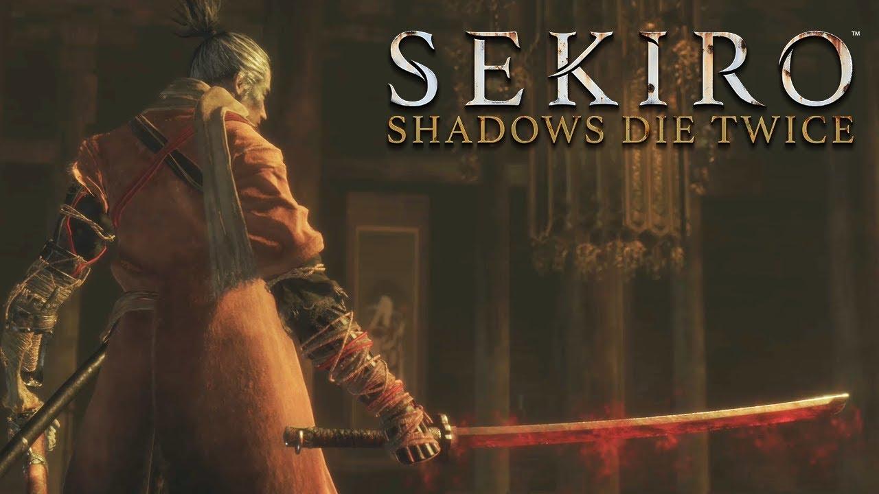 Sekiro Shadows Die Twice Sekiro Obtains The Mortal Blade