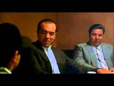Celebrity gossip A Bronx Tale Mickey Mantle scene  Nobody cares
