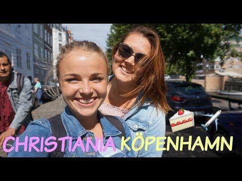 VLOGG | Besöker Christiania i Köpenhamn