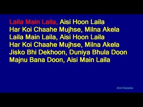 laila-main-laila---kanchan-amit-kumar-duet-hindi-full-karaoke-with-lyrics