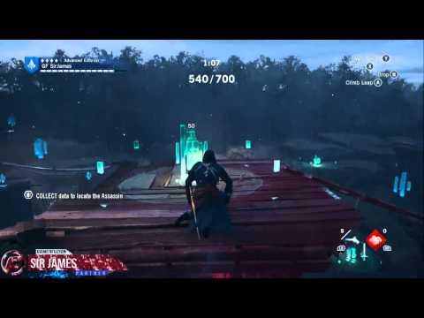 Assassin's Creed Unity Helix Rift Ending Part 8 Medieval - Battlefield