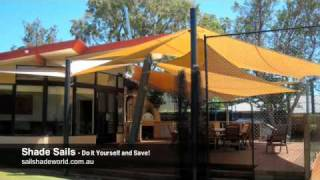 Shade Sails By Sailshadeworld.com.au