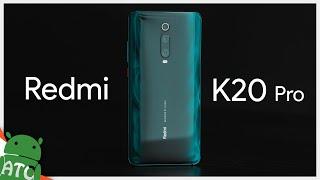 Redmi K20 Pro - A Sci-fi Flagship Smartphone