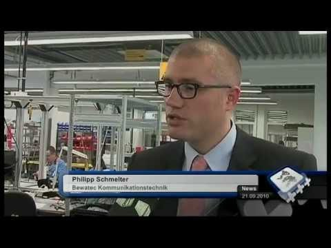 BEWATEC Kommunikationstechnik GmbH in den NRW NEWS