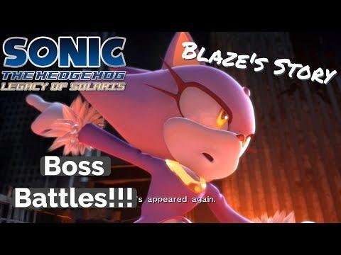Sonic 06: Legacy Of Solaris - Blaze's Story (Part 6)