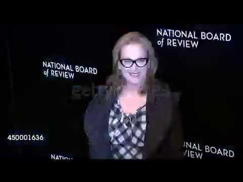 Meryl Streep at National Board of Review Awards Gala at Cipriani 42nd