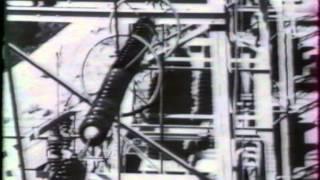 BARRAGE DE SARRANS  Film de la Construction 1933 N°2