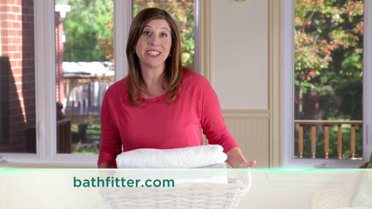 Bathfitter TV Commercial YouTube