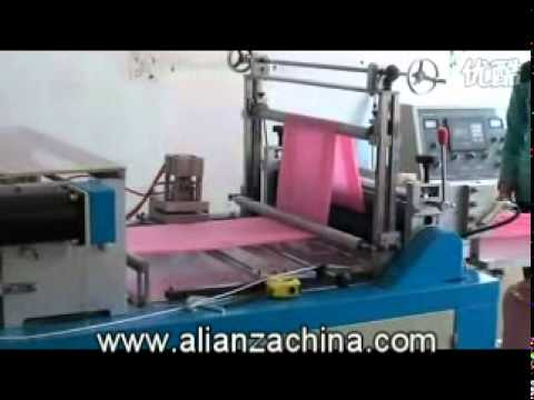 Maquina para fabricar bolsa de tela 7 youtube for Maquinas para toldos enrollables