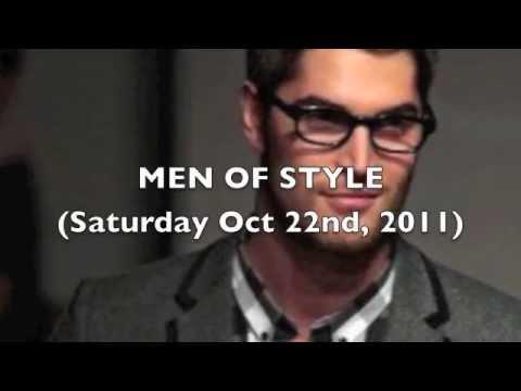 MEN OF STYLE - FASHION WEEK at ROOSEVELT ROOM
