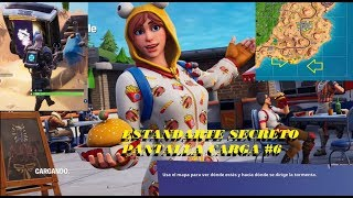 Fortnite ; Find the secret banner on the loading screen #6