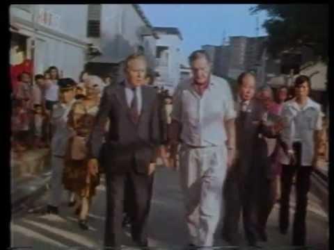 Hong Kong's 25th Governor Murray MacLehose ON HONG KONG CHINA