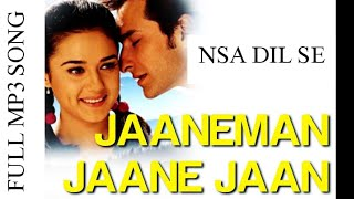 Jane Man Jane Ja Sun Meri Dastan(FULL  Mp3 Song) Movie Tu Chor Mai Cipahi MP3,