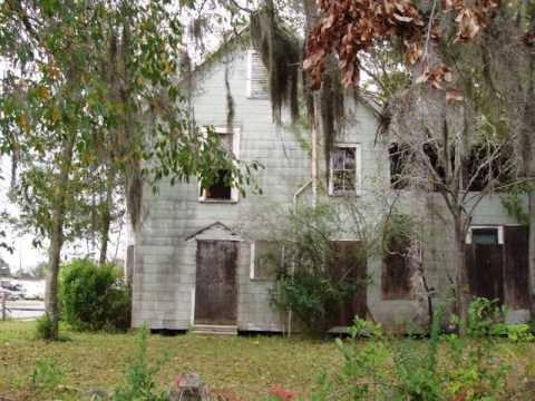 2009 Starke, Florida - abandoned buildings
