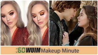 Makeup Minute | NEW COLLAB FOR NIKKIE TUTORIALS? + ROMEO AND JULIET EYESHADOW! | What's Up In Makeup