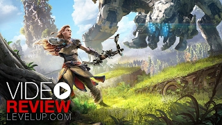 Horizon Zero Dawn: VIDEO RESEÑA