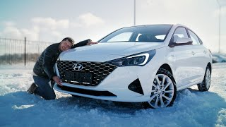 Hyundai Solaris 2020.Тест-драйв.Anton Avtoman.