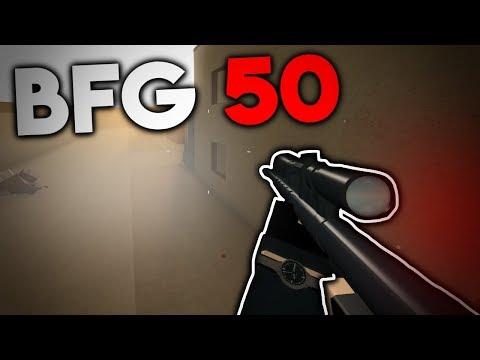 THE BFG 50 IS BACK... (Phantom Forces)