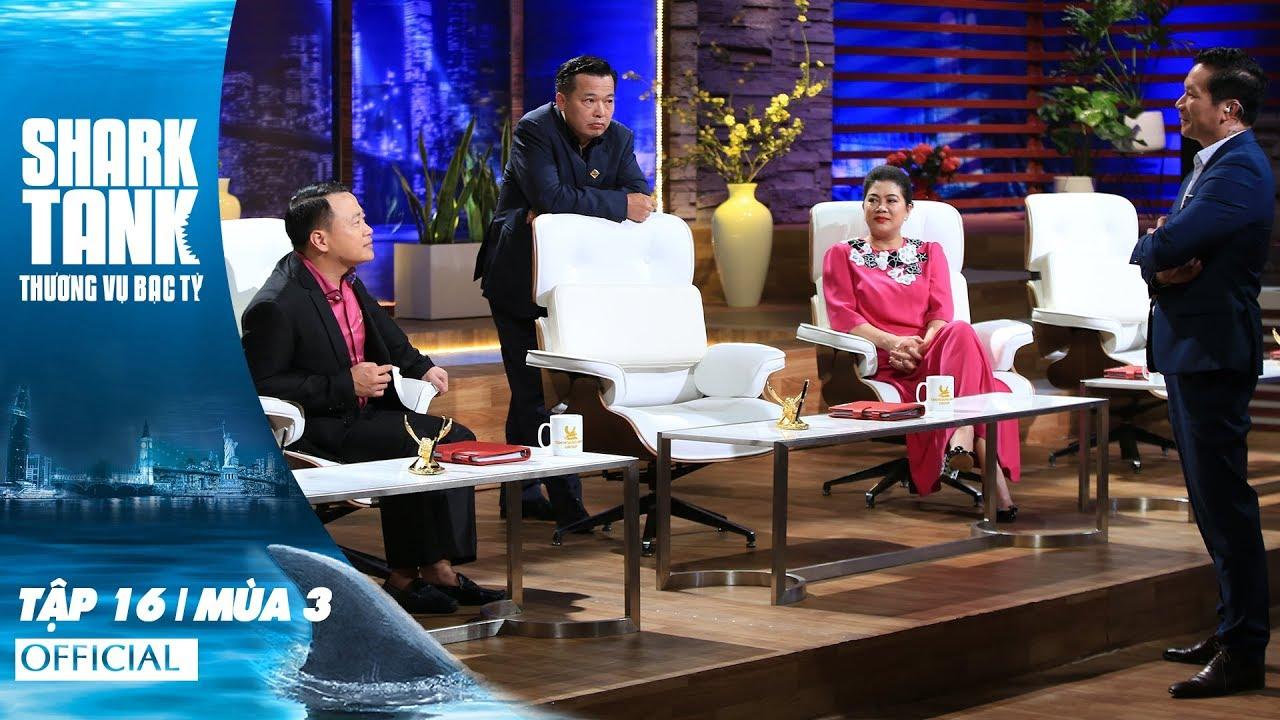 Shark Tank Việt Nam Tập 16 Full | Mùa 3 | Hành Trình Lan Toả Cảm Hứng Khởi Nghiệp