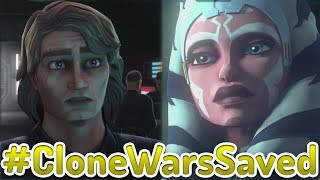 Star Wars: The Clone Wars RETURNS With New Episodes!