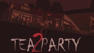 Tea Party 2 - Full Playthrough - Roblox