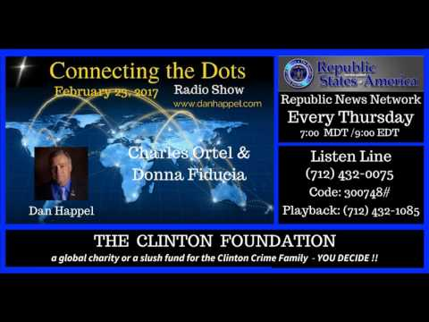 The Clinton Foundation - Connecting the Dots