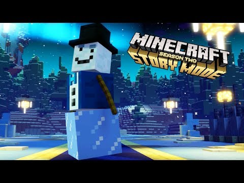 THAT'S THE ADMIN?!? ❄️ MINECRAFT...