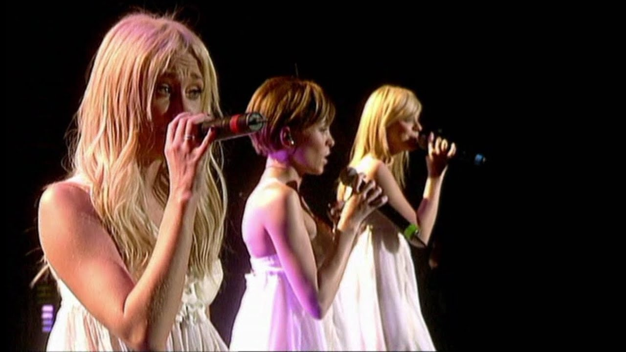 Atomic Kitten I Won T Be There Youtube