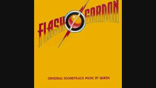 Flash Gordon OST - Flash To The Rescue
