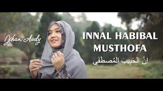 JIHAN AUDY - INNAL HABIBAL MUSTOFA | Cover