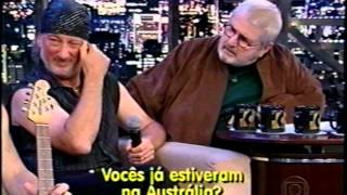 Deep Purple - I Got Your Number - Live In Sao Paulo @ Programa do Jo, Brazil - 2003 - Part 1