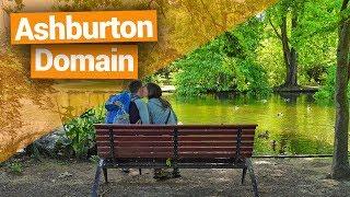 Ashburton Domain – New Zealand