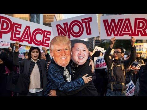 North Korea USA Peace Treaty Coming Soon?