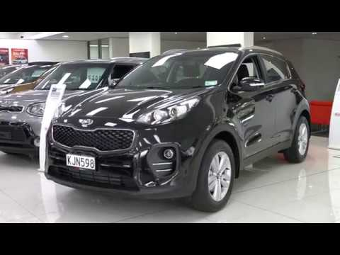 Kia Sportage LX & EX Special at Andrew Simms Botany and Auckland Central Kia