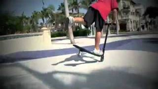 Street Surfing The Wave Scooter Video