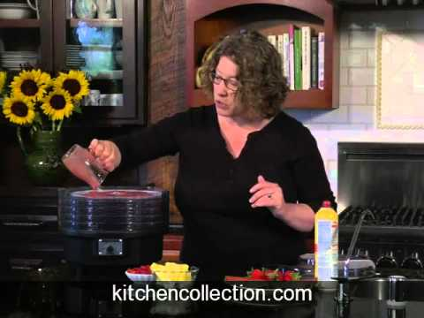 Waring Pro Food Dehydrator Dhr30 Youtube