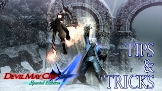 Devil May Cry 4 Special Edition - Concentration and Beowulf