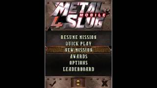 Metal Slug (Java Mobile) - 5 Minutes Gameplay