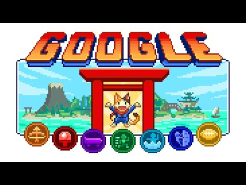 Behind the Doodle: The Doodle Champion Island Games!
